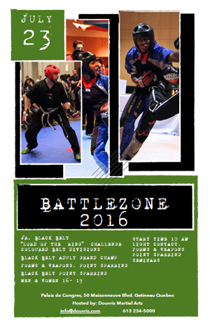 Battlezone 2016 poster