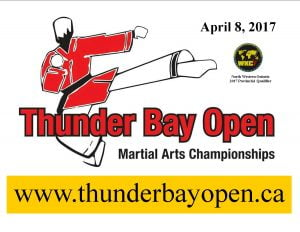 Thunder Bay Open - North West Ontario Provincial Tryouts for WKC