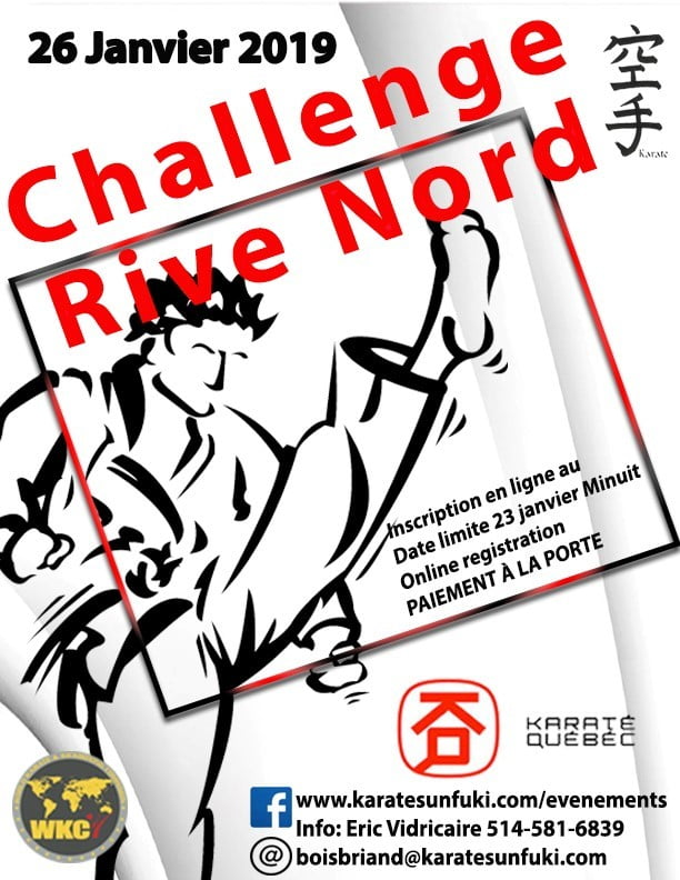 Challenge Rive Nord